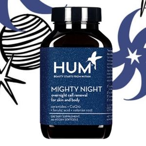 MIGHTY NIGHT™  overnight cell renewal for skin and